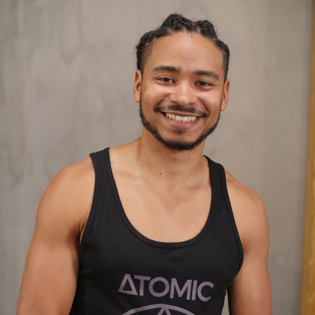 Gary Alston Team ATOMIC