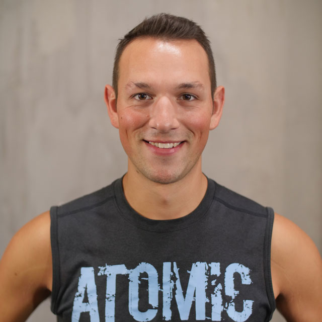 Team ATOMIC TJ Florio